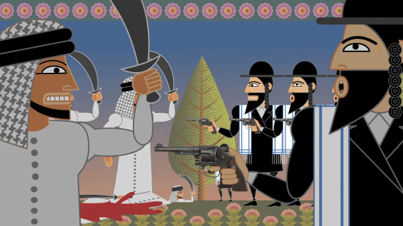 izrael-palestina