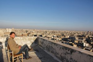 Pogled na Homs