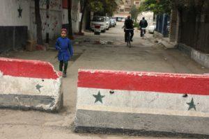 Ulica u Damasku